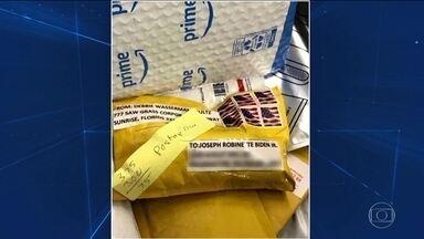 Autoridades americanas interceptam mais 3 pacotes-bomba - Número total já chega a 10.