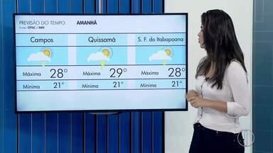 Confira a previsão do tempo para esta sexta-feira (26) no Norte e Noroeste Fluminense - Assista a seguir.