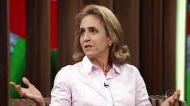 Lygia da Veiga Pereira explica o que faz uma geneticista - Uma das consequências das alterações dos genes é o câncer