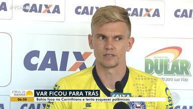 Bahia foca no próximo jogo e tenta esquecer polêmicas com o VAR - Veja os destaques do tricolor baiano.