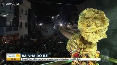 Ilê Ayê abre inscrições para 'Deusa do Ébano' 2018 - Além de participar do carnaval, a rainha do Ilê representa o bloco em eventos e também participa de viagens e turnês, dentro e fora do Brasil.