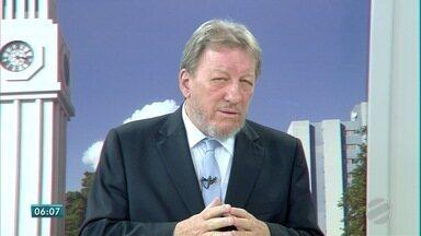 Presidente do TRE-MS tira dúvidas sobre votação em segundo turno - Tribunal Regional Eleitoral faz os últimos preparativos para as eleições de domingo (28).