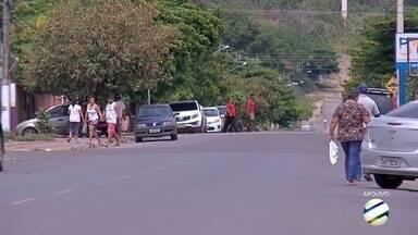 Suspeito de estuprar menino de 2 anos em Corumbá é transferido para o presídio - Abuso aconteceu quando mãe deixou criança com o homem para pegar dinheiro para comprar picolé.
