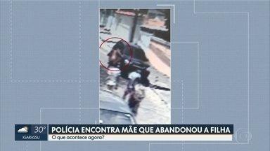 Mulher alega ter abandonado criança no Recife por causa de dificuldades financeiras - Quarta filha da mulher foi abandonada em uma rua no bairro de Casa Amarela, na Zona Norte.