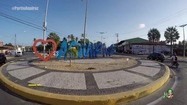 #Partiu mostra histórias em Aquiraz (bloco 1) - Tep Rodrigues mostra o que existe no município cearense