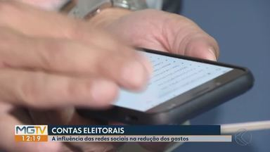 MG1 mostra dados dos gastos de deputados da região nas Eleições 2018 - Além de gente que arrecadou com fundo partidário e doações de particulares, mais do que gastou, outra mudança de comportamento nestas eleições foi a campanha feita por meio das redes sociais.