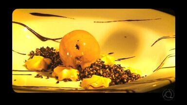 Chef JPB: aprenda a fazer um mousse de doce de leite com farofa de cacau - A receita é do chef argentino, Jorge Monopoli.