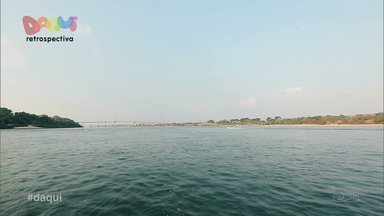 Daqui conhece as belezas do Rio Tocantins - O rio Tocantins é considerado o segundo maior rio brasileiro.