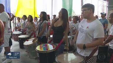 Belotur abre cadastro para blocos de rua que vão desfilar em Belo Horizonte - Até o dia 19 de novembro, os blocos que quiserem garantir segurança e estrutura para desfilar pelas ruas da capital, devem se cadastrar.
