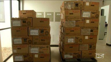 Urnas estão prontas e instaladas em Balsas - Seções eleitorais já estão prontas para o pleito deste domingo (28).