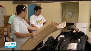 Mais de 17 mil seções eleitorais estão prontas para receber segundo turno das eleições - Eleitores do Pará votarão para candidatos ao Governo e a Presidência.