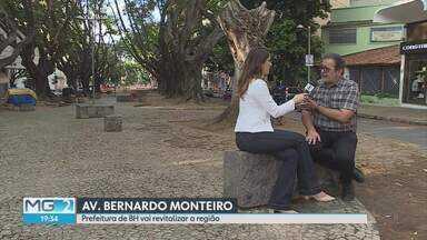PBH começa a receber propostas para a revitalização da avenida Bernardo Monteiro - Árvores e feiras devem voltar à avenida após revitalização.