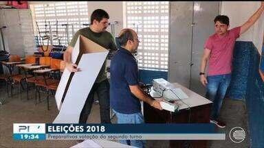 Eleições 2018: tudo pronto para votação em todo o Piauí - Eleições 2018: tudo pronto para votação em todo o Piauí