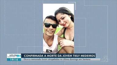 Morre namorada de lutador do UFC atropelada após confusão em boate de Santana - O Hospital Estadual (HE) de Santana confirmou a morte da jovem Tieli Alves Medeiros, de 25 anos, na manhã deste sábado (27). Ela era namorada do lutador do UFC Raulian Paiva Frazão, de 22 anos. O casal foi atropelado no domingo (21), por um carro após confusão em uma boate. O horário do falecimento não foi confirmado pelo hospital.