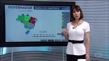 Veja como foi o segundo turno em estados do Nordeste - Rio Grande do Norte e Sergipe decidiram seus governadores neste domingo (28).