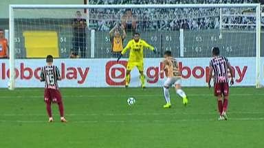 Confira a rodada do Brasileirão - Times fizeram gols em mais uma etapa do campeonato.