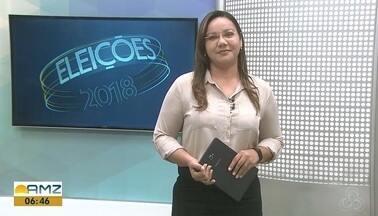 Candidatos ao governo do Amapá votaram logo cedo pela manhã deste domingo - Capi votou por volta das 10h40 em um colégio na Zona Leste; Waldez votou em escola no bairro Beirol por volta das 11h20.
