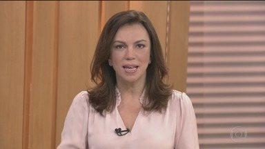 Bom Dia Brasil - Edição de segunda-feira, 29/10/2018 - O telejornal, com apresentação de Chico Pinheiro e Ana Paula Araújo, exibe as primeiras notícias do dia no Brasil e no mundo e repercute os fatos mais relevantes.