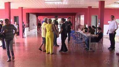 Veja como foi o segundo turno em diferentes bairros de Porto Velho - Nossas equipes percorreram diferentes pontos de votação