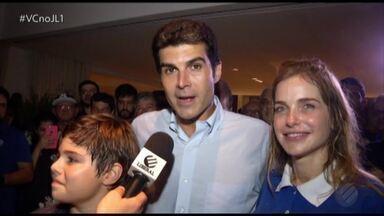 Helder Barbalho (MDB) é eleito governador do Pará no 2º turno das Eleições - Candidato venceu Márcio Miranda, do DEM.