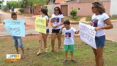 Parentes de empregada doméstica morta há mais de um mês pedem justiça - Parentes de empregada doméstica morta há mais de um mês pedem justiça