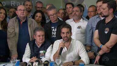 Eduardo Leite é o novo governador eleito no Rio Grande do Sul - Veja como foi o domingo (28) do governador eleito no estado do RS.