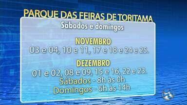 Calendário com os dias da feira da sulanca é definido em Caruaru - Nos sábados, a feira abrirá das oito da manhã à meia noite, e aos domingos das seis da manhã às duas da tarde.