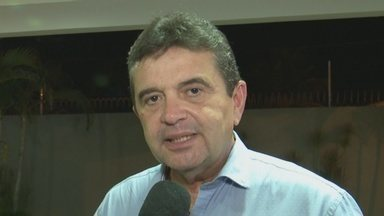 José de Anchieta (PSDB) faz pronunciamento sobre as Eleições 2018 em Roraima - Candidato foi derrotado por Antonio Denarium (PSL).