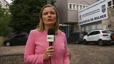 Segue foragido o suspeito de matar a ex-mulher em Curitiba - O crime aconteceu no sábado no bairro Pilarzinho.