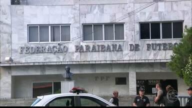 JPB2JP: Esporte Espetacular apresenta mais denúncias investigadas pela Operação Cartola - Denúncias de fraude no futebol paraibano.