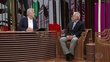 Francisco José elege seus Globo Repórter favorito - Uma edição de 2012 sobre os homens espíritos da tribo Enawenê-nawê, finalista do Emmy