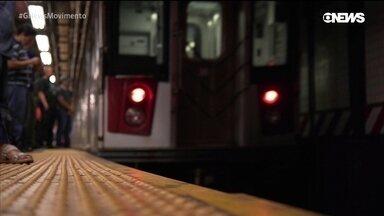 Temporada 1: Nova York e o metrô que não dorme