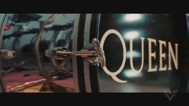 Filme que retrata trajetória do Queen estreia em Santos - Filme conta a história da banda de rock.