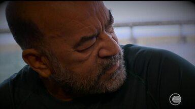Corpo de Cesarino Oliveira é velado em Teresina - Corpo de Cesarino Oliveira é velado em Teresina