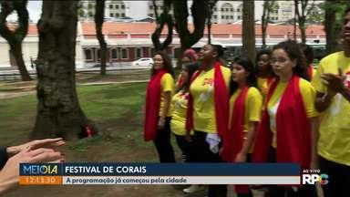 Cantoritiba reúne grupos de corais e vai até domingo - undefined