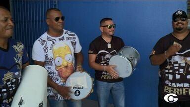 Nata do samba faz show em Maceió - Show será tudo junto e misturado.