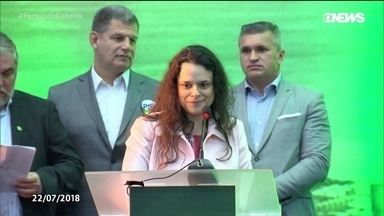 Janaína Paschoal, deputada estadual mais votada do país
