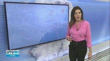 Saiba como fica a previsão do tempo para Campinas e região - Terça-feira começa com 15°C em Campinas e termômetros atingem os 28°C ao longo do dia.