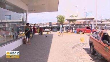 Grupo invade e assalta casa lotérica na Zona Leste de Manaus - Ao todo, cinco participaram do crime. Dois deles foram presos.