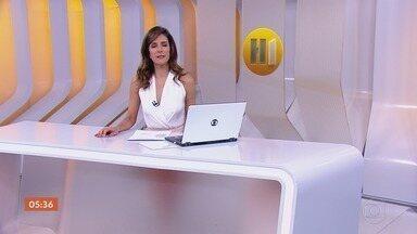 Hora 1 - Edição de quinta-feira, 08/11/2018 - Os assuntos mais importantes do Brasil e do mundo, com apresentação de Monalisa Perrone