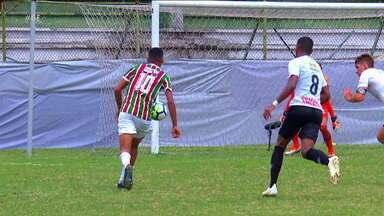 Fluminense vence Corinthians e Vasco perde nos pênaltis para o Palmeiras no Sub-17 - Fluminense vence Corinthians e Vasco perde nos pênaltis para o Palmeiras no Sub-17