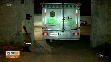 Assaltantes que explodiram agência no Agreste de PE são mortos no Sertão de Alagoas - Uma agência do Bradesco em Água Belas foi alvo dos homens.