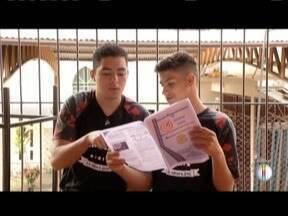 'Partiu Enem' mostra os preparativos dos estudantes para o segundo domingo de provas - MG Inter TV acompanha a rotina de estudos dos alunos de Valadares.