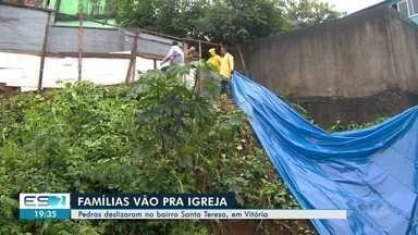 A cada dia de chuva, comércio deixa de faturar R$ 15 milhões, calcula Federação do ES - Lojas deixam de faturar por causa da chuva.