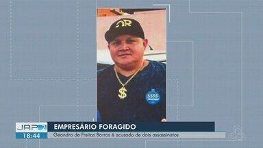 Empresário foragido é suspeito de matar jovem e o irmão dele que testemunhou o crime no AP - Identificado como 'Roma', ele teria assassinado Keven e Natanael Nascimento em Macapá. Motivação das mortes é investigada.