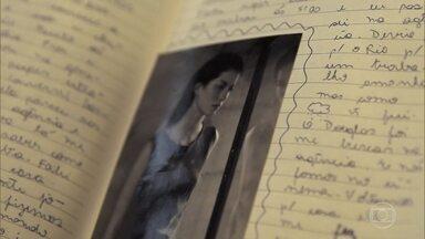 Gisele Bündchen mostra diário que mantinha na adolescência - A modelo conta que começou a escrever em diários aos 13 anos e que a prática inspirou seu livro