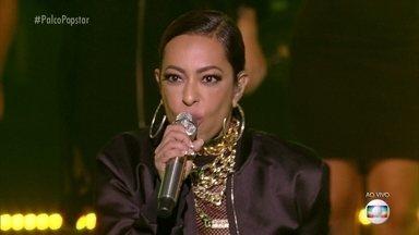 Samantha canta 'Get Up, Stand Up' - A atriz consegue ganhar a estrela bônus com sua apresentação