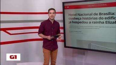 Leilão do Hotel Nacional termina nesta segunda-feira - Lance mínimo é de R$ 129 milhões.