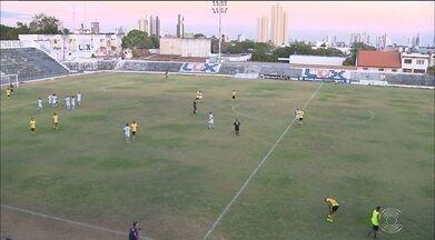 Perilima vence mais uma vez o Sport-PB e retorna à elite do futebol paraibano - Águia de Campina faz 2 a 0 e retornar à 1ª divisão após 11 anos