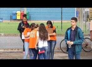 Mais de 14 mil estudantes participaram do segundo dia de prova do Enem no Vale do Aço - Muitos deles demostraram ansiedade antes do exame.